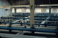 waterworks arkivfoton