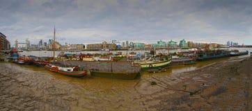 Waterworld在伦敦 免版税库存图片