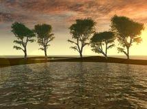 Waterworld 2 Stock Photos