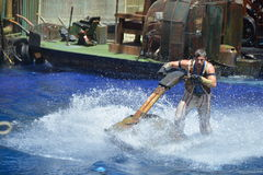 Waterworld Stock Foto