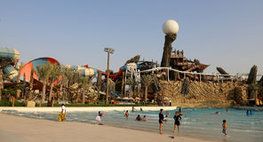 Waterworld Abu Dhabi Photographie stock