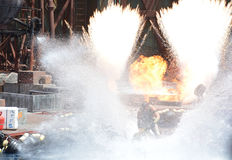 Waterworld Royalty Free Stock Images