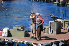 Waterworld at Universal Studios Hollywood Stock Image