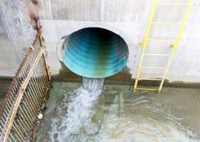 Waterzuiveringsinstallatie Royalty-vrije Stock Foto