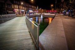 Watford-Teich Stockfotografie