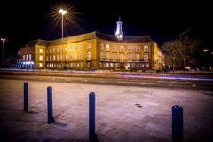Watford Town Hall. The watford town hall in high street city centre Stock Photography