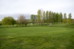 Wath Golf Course Royalty Free Stock Images