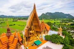 Wathumsua kanchanaburi泰国 库存图片