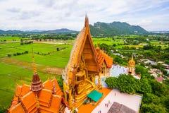 Wathumsua kanchanaburi泰国 免版税库存照片