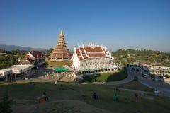Wathyuaplakang - Chiang Rai, Таиланд стоковые изображения rf