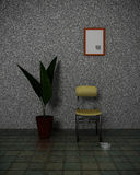 Wating room II Royalty Free Stock Photos