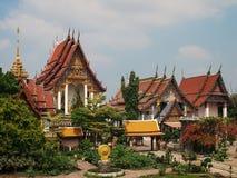 Watkingkeaw (thailändischer Tempel) Lizenzfreie Stockbilder