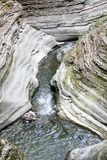 watkins della gola della valletta Fotografia Stock Libera da Diritti