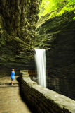 Watkins Glen Gorge Stock Images