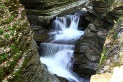 Watkins Glen State Park stockbild
