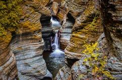 Watkins Glen State Park Royalty Free Stock Photo