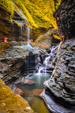 Watkins Glen State Park Royalty Free Stock Photo