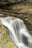 Watkins Glen Waterfall Royalty Free Stock Photos