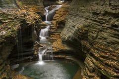 Watkins Glenn State Park Royalty-vrije Stock Afbeeldingen