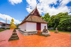 Watnakhonchum chez Phichit Thaïlande Photos libres de droits
