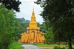 Watpaswangboon tempel Royaltyfria Bilder
