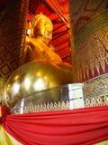Watphananchoeng, Ayutthaya, Tailandia Immagini Stock Libere da Diritti