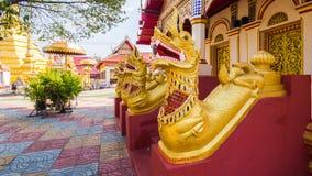 Watphatadbantak, Wat禁令达phraborommathat 库存图片