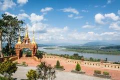 Watphatat-phangao , Chiang Saen, Thailand Stock Photography