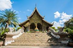 Watphatat-phangao , Chiang Saen, Thailand Stock Images