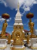 Watphra die in Nakorn Phanom Thailand Royalty-vrije Stock Foto's