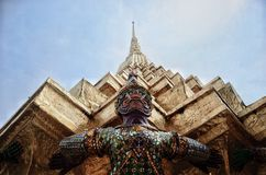 Watphrakeaw. This is a Watphrakeaw temple from Thailand Stock Image