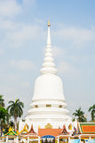 Watphrasri. Council fighter is revered in Thailand Royalty Free Stock Photography