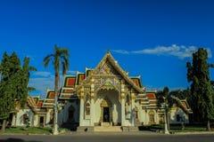 Watphrasri Mahathat Bangkhen Bangkok Photographie stock libre de droits