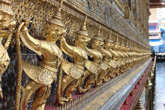 Watprakeaw Thailand Lizenzfreie Stockfotos