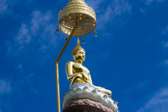 Watprathat phasonkaew 免版税图库摄影
