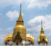 Watprongarkad temple in Chachoengsao province,Thailand Stock Photography