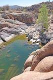 Watson湖,普里斯科特, AZ 库存图片