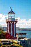 Watson Bay Lighthouse Stock Photos