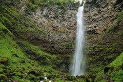 Watson Falls in Oregon. Watson Falls, North Umpqua River, Oregon Stock Image