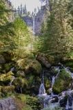 Watson Falls, Oregon Royalty Free Stock Images