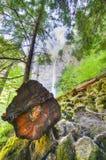 Watson Falls, Oregon Royalty Free Stock Photography