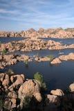 Watson Jeziorny Pak, Arizona, usa Zdjęcia Royalty Free
