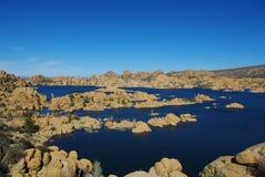 Watson Lake, Arizona Stock Image