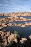 Watson Lake Pak, Arizona, USA Royalty Free Stock Photos