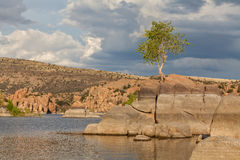 Watson Lake Prescott arizona Stock Photos