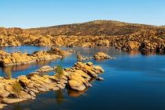 Watson Lake - Prescott Arizona USA Royalty Free Stock Images