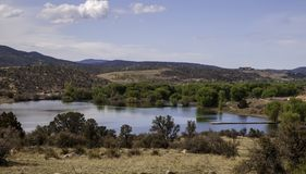 Watson Lake in Prescott, Arizona, USA royalty free stock images