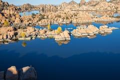 Watson spadku Jeziorny krajobraz Zdjęcie Royalty Free