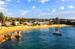 Watsons Bay Royalty Free Stock Photo