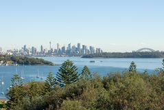 Watsons Bay, Sydney, Australia Royalty Free Stock Image